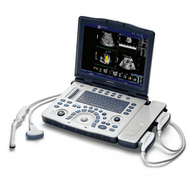 Equipo de ultrasonido LOGIQ v2