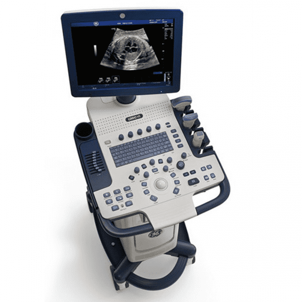 Ultrasonidos equipo logiq v5