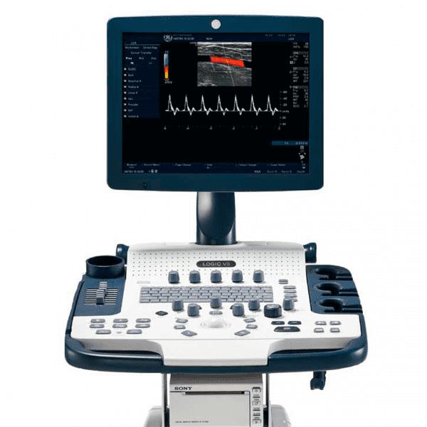 equipo de ultrasonido nuevo logiq v5