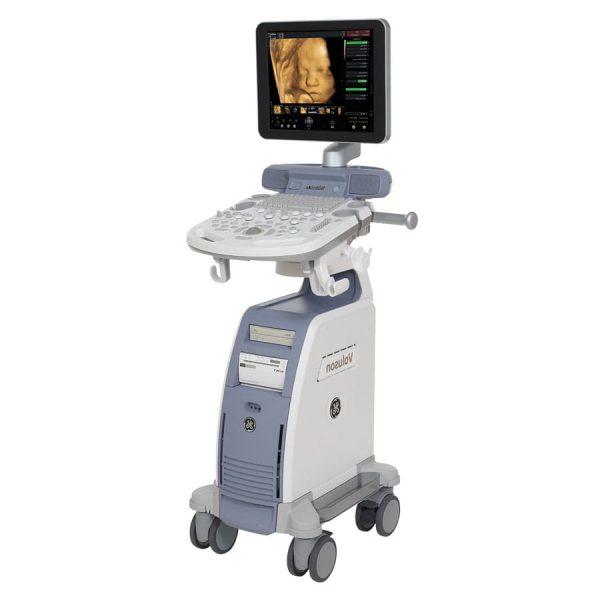 Ultrasonido Voluson p8