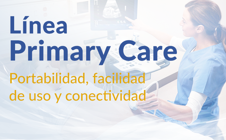 Ultrasonidos para atención primaria